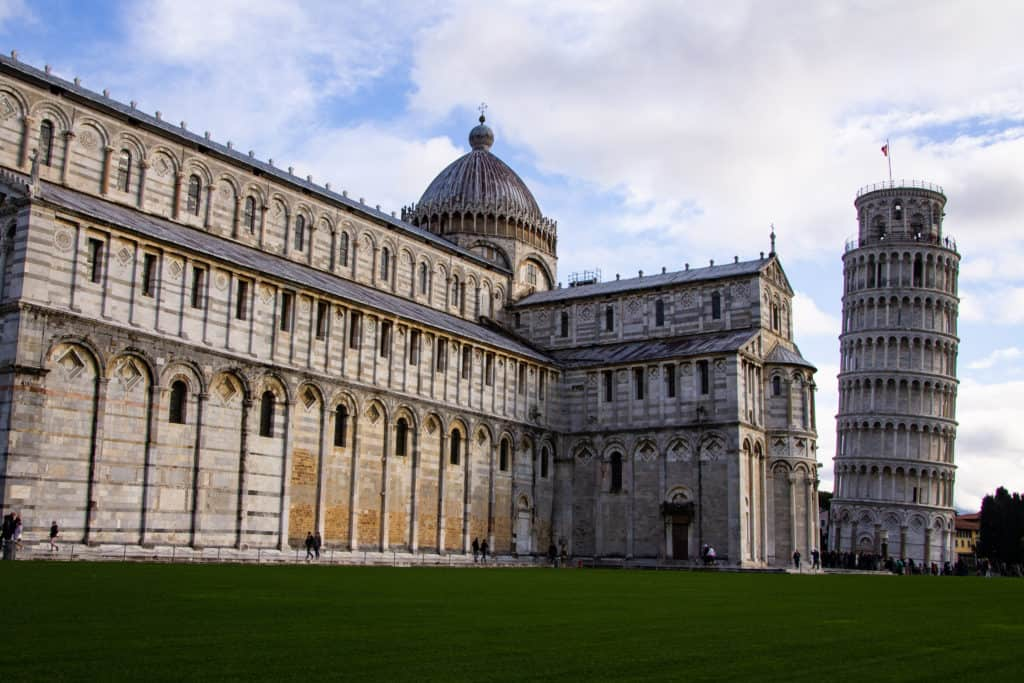 Is the Leaning Tower of Pisa worth visiting?