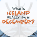What is Iceland Like in December? Iceland may be cold in December but there is so much to do. From hunting the Northern Lights to hiking volcanic glaciers, there's something for everyone! | Iceland | Reykjavik | Northern Lights | Things to Do in Iceland | Visiting Iceland in the Winter | Europe Travel | Travel Destinations