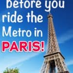 The App You Need Before You Ride the Metro in Paris