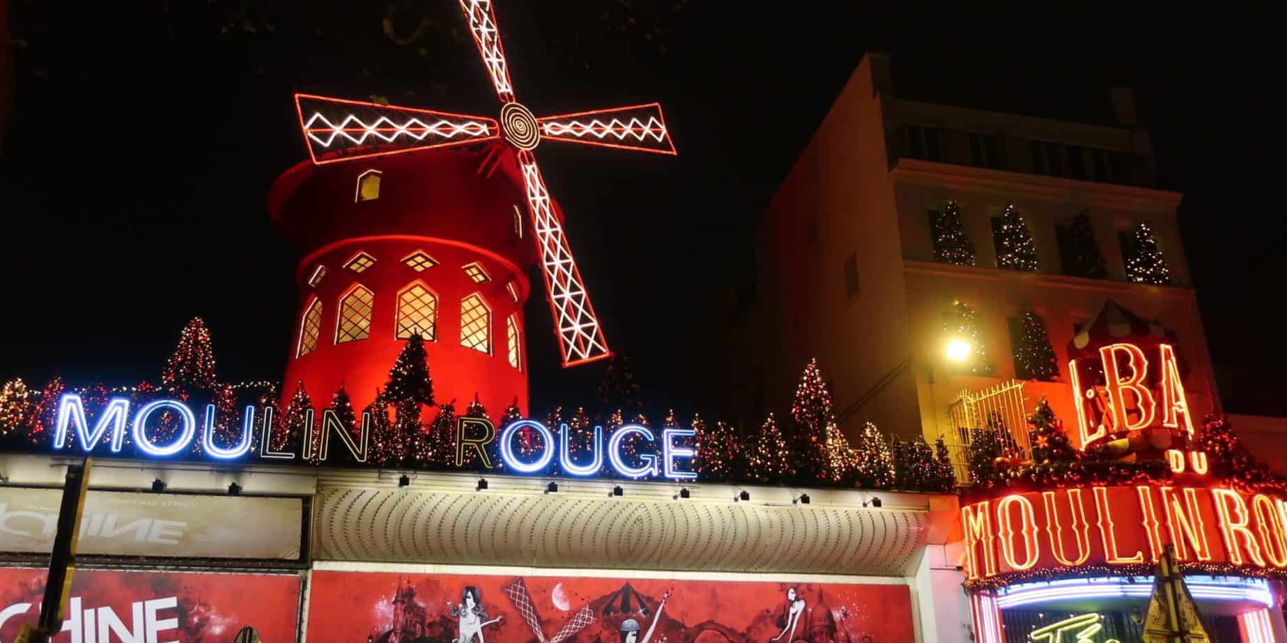 Visit Paris in January and Enjoy the Moulin Rouge