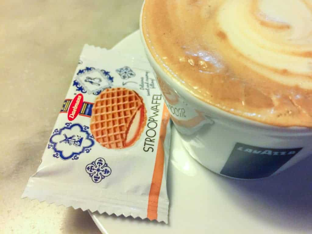 Stroopwafel - The Best Dutch Foods to Try in Amsterdam
