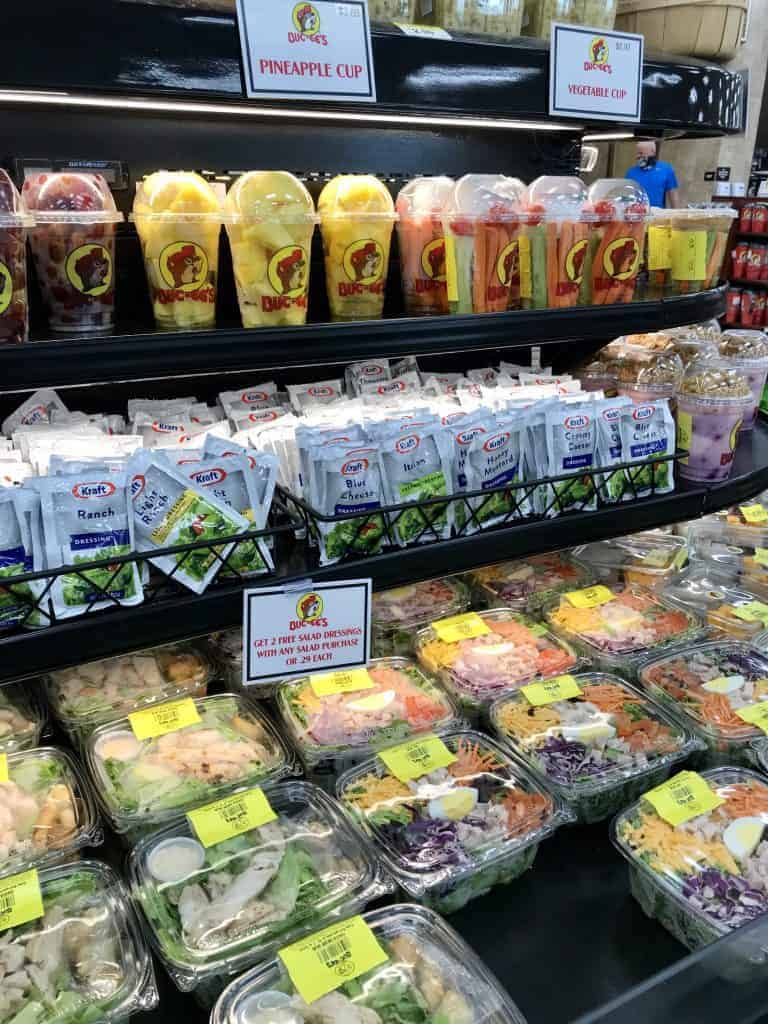 Best things to buy at Buc-ee's: fresh fruit and veggies