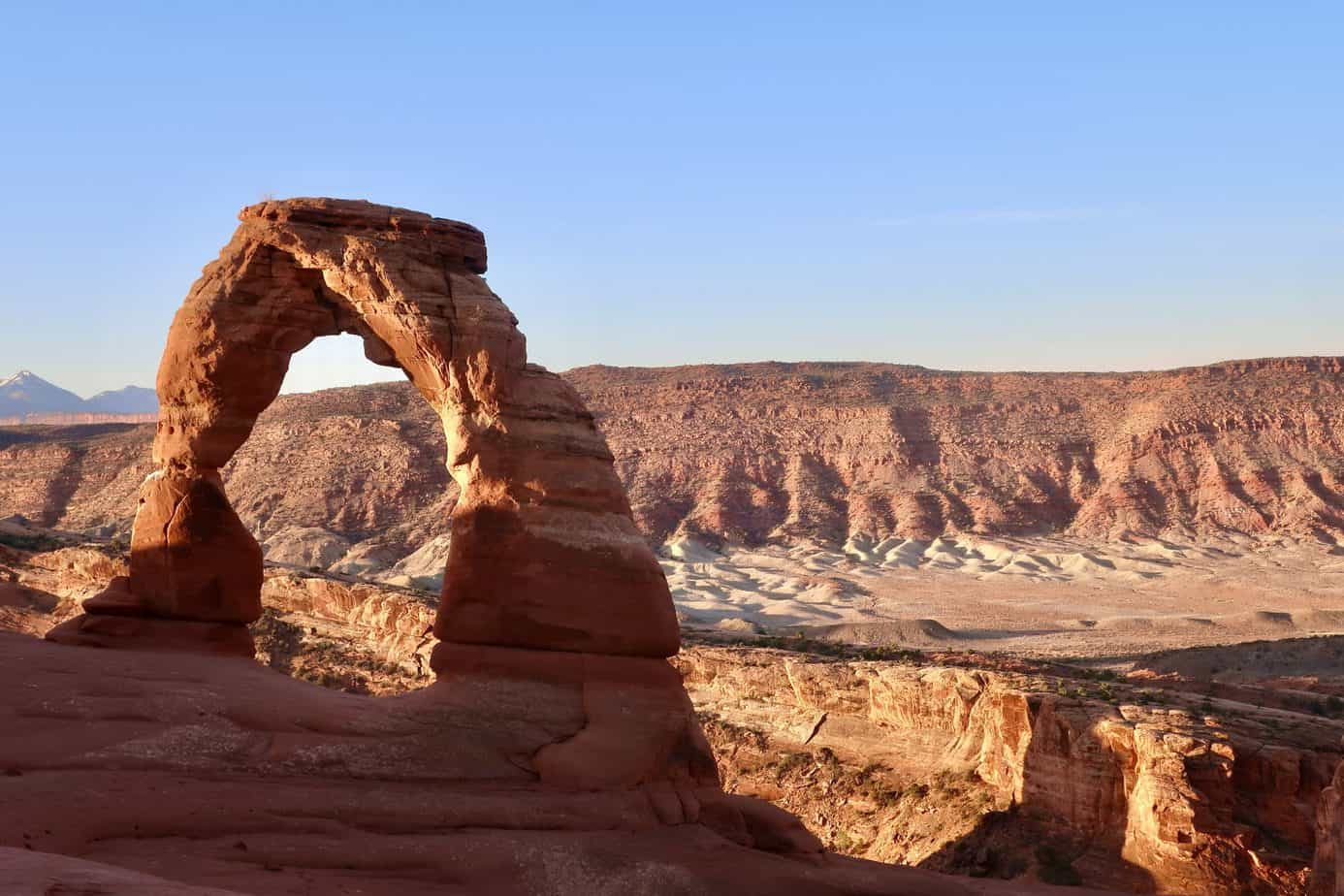 Arches National Park in One Day - How to Hike Delicate Arch