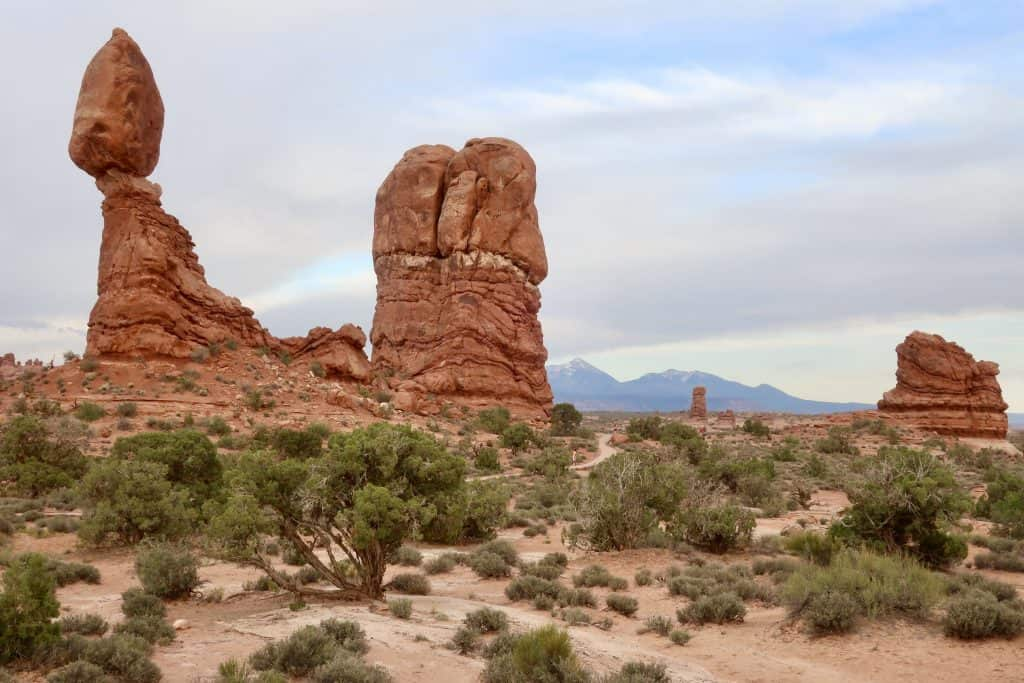 Balanced Rock - How to See Arches National Park in One Day