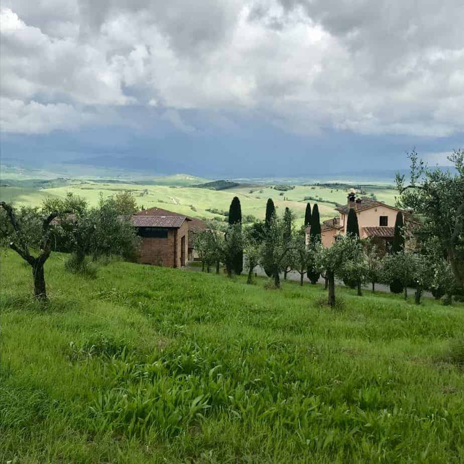 Val d'Orcia - Italian Countryside
