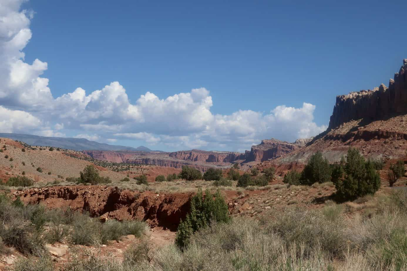 Capitol Reef National Park in One Day