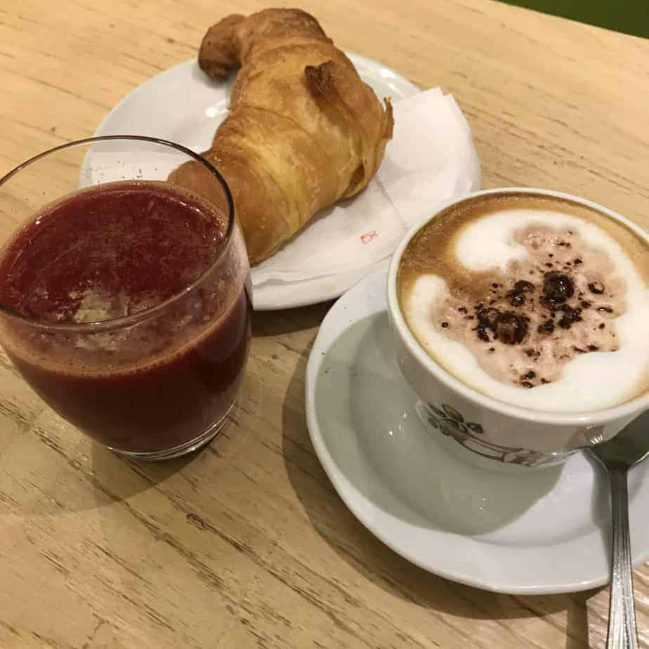 Cafe Montepulciano - How to Order Coffee in Italy