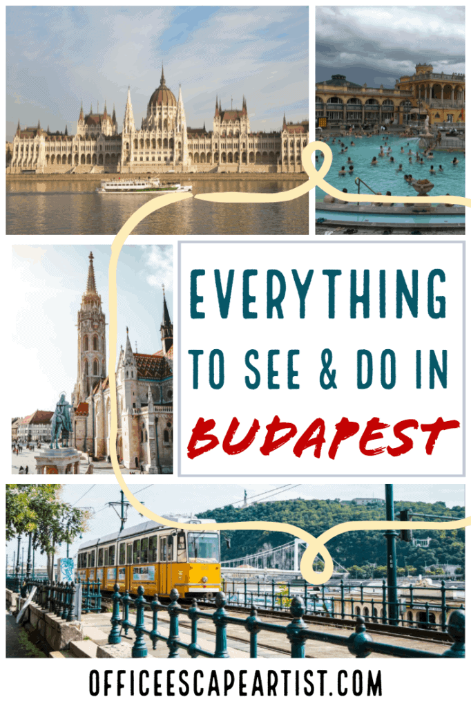 Everything to See and Do in Budapest