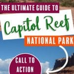 How to See Capitol Reef National Park in One Day