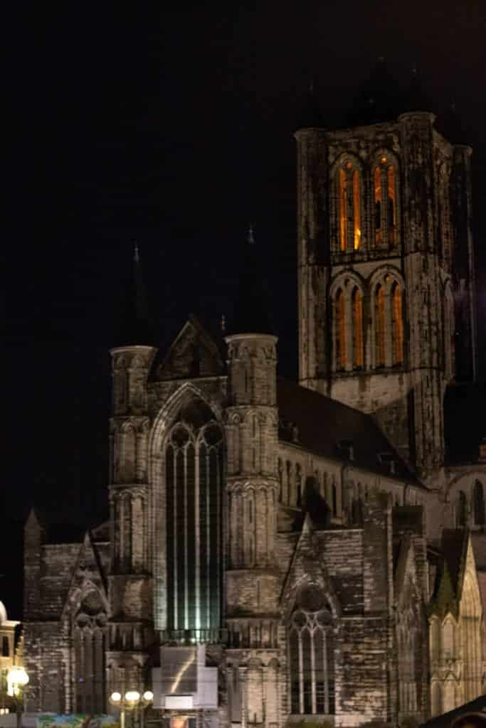 Ghent at Night 2